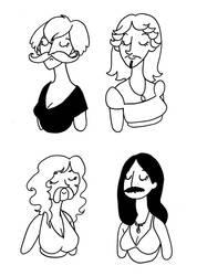 Ladies Ladies Ladies by TheGr8Calz