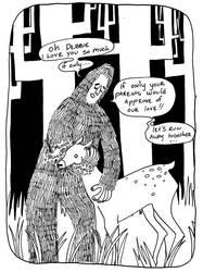 Saga of sasquatch pg4 by TheGr8Calz