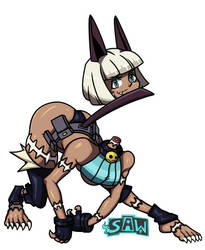 Ms. Fortune by 13clover