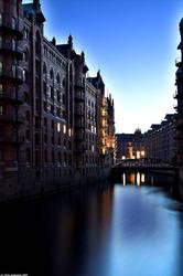 Hamburg Impressions II by RaumKraehe