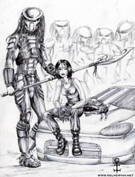 Hunter's Planet by Nelhemyah