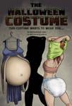 The Halloween Costume by okayokayokok