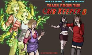 Pre Order Tales from the Crib Keeper 8 by okayokayokok