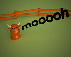 mooooh by iAkumu