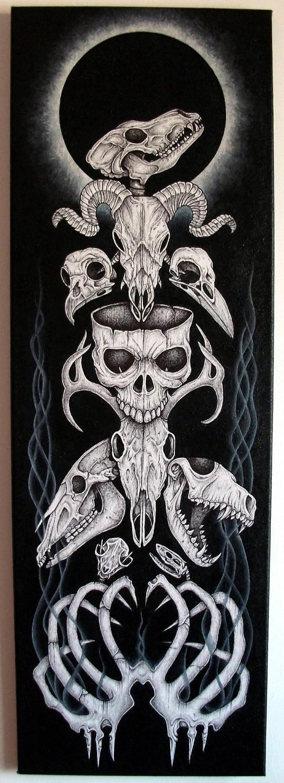 Eclipsim Ostensor Mortem by tonelo