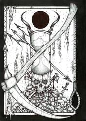 Eclipsim Ostensor Mortem III by tonelo