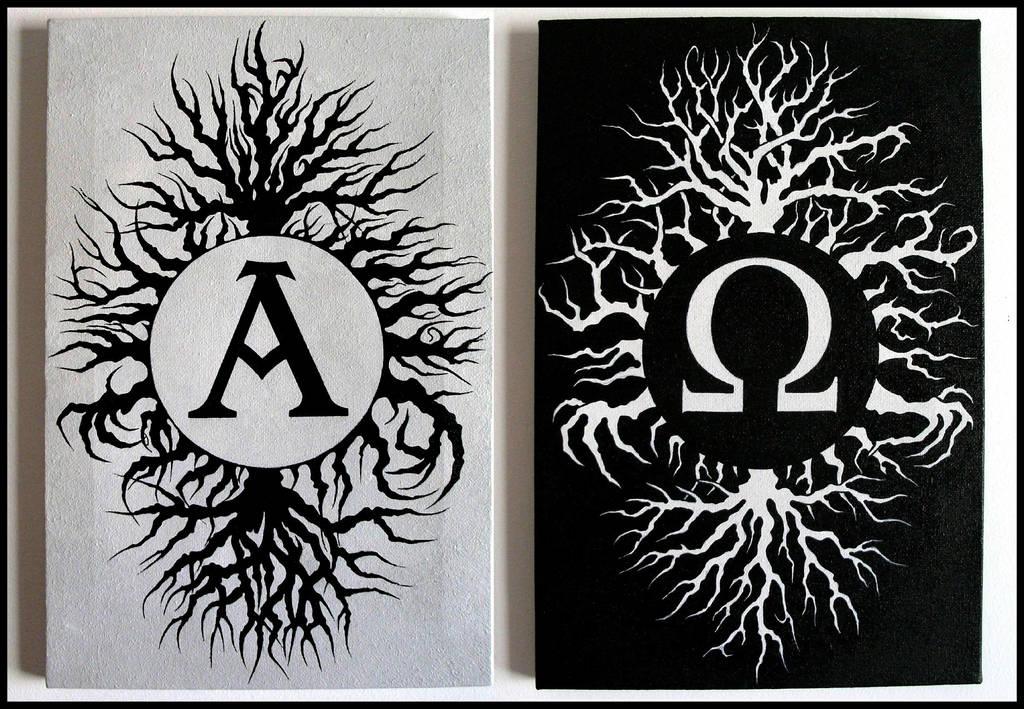 Alpha / Omega by tonelo