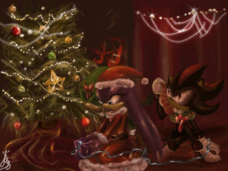 Merry Christmas by silveyn