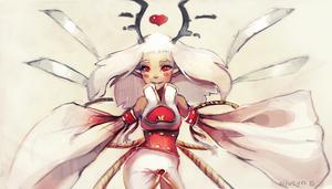 Goddess Eniripsa by silveyn