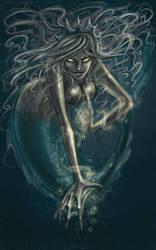mermaid by sealbelq