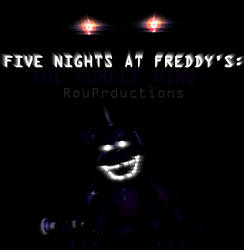 [BLENDER] Five Nights at Freddy's: The Purple Mind by GreenRou