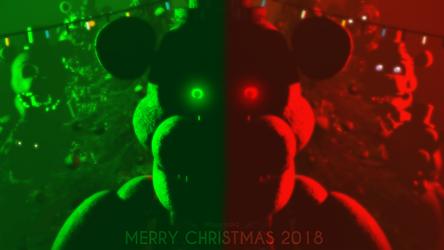 Merry Christmas 2018 by GreenRou