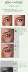 Advanced Skin Retouching Tutorial by PorterRetouching