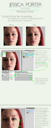 Porter Retouching's Quick and Easy Skin Smoothing by PorterRetouching