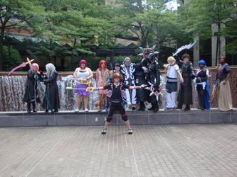 KH Cast Shot by Sailor-Touko667