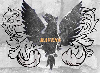 Raven by bigbadbuttbomb