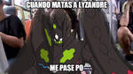Zygarde 100% me pase po by XIZOR-1