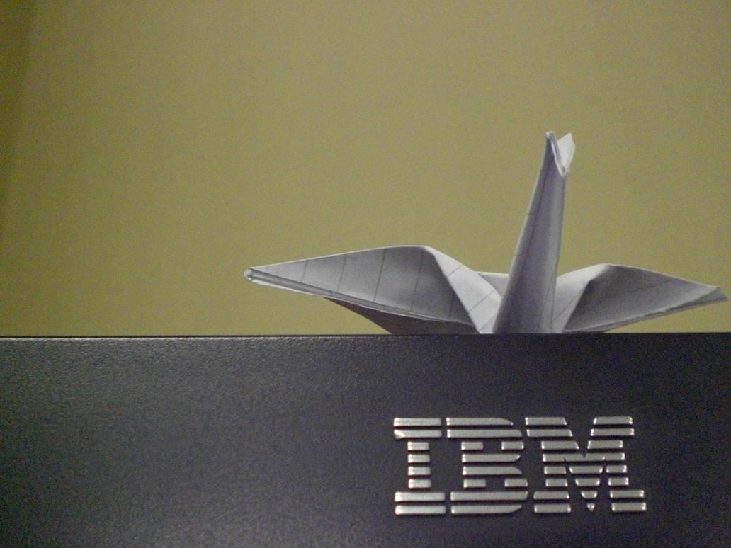 the IBM Crane by bloodyblue