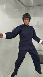 Custom Bruce Lee Figure by sunnysighup