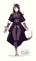 Jordaine Costume Concept by Art-Zealot