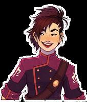 Officer Choe by Art-Zealot