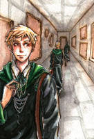 HP: The Time Turner by Chalalade