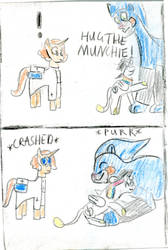 If I'm lion, I'm Cryin Alterate Ending by MLP-HeadStrong