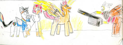 Fires Ablaze by MLP-HeadStrong