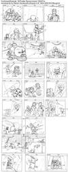 ExoSquad Storyboards by Banzchan