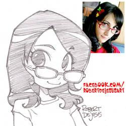 My Facebook Art Gallery by Banzchan