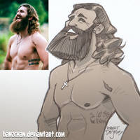 Bearwoods sketch by Banzchan