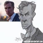 Bill Nye by Banzchan