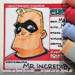 Mr Incredible by Banzchan