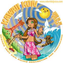 Kawaii Hawaii 2005 by Banzchan