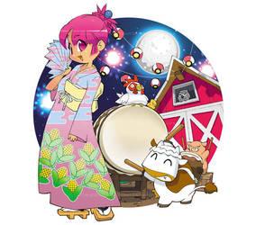 Anime Iowa 2007 by Banzchan