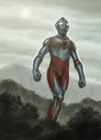 Ultraman Great by RobertDamnation