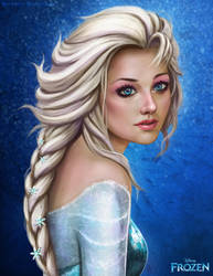 Snow Queen by RobertDamnation