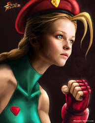Cammy by RobertDamnation