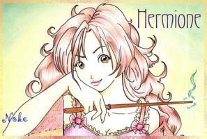 Hermione by Noke