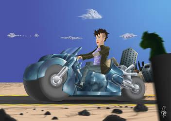 Rider by Alex-NascimentoR