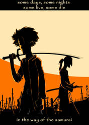 Samurai Champloo by Alex-NascimentoR