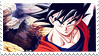 DBKai Stamp - Goku 01 by hanakt