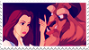 Disney Stamp - BatB 013 by hanakt