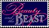 Disney Stamp - BatB 021 by hanakt