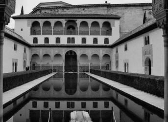 Alhambra 4 by Goddardmeister