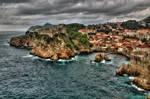 Dubrovnik Old Town by globalsinner