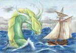 Deep sea dangers by GalopaWXY