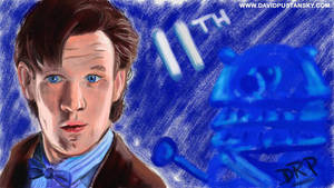 Doctor Who: The Eleventh Doctor by davidpustansky
