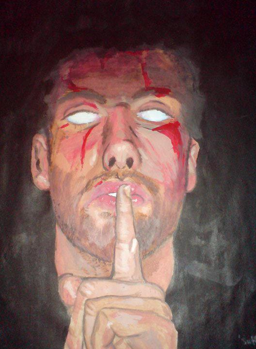 Whisper by davidpustansky