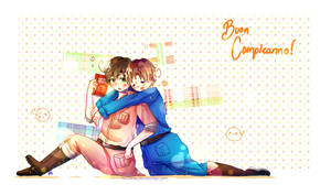{aph romano and italy} buon compleanno by Paluumin